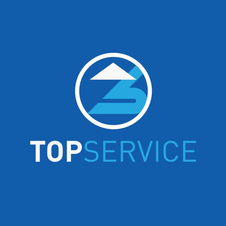 Top Service Logo